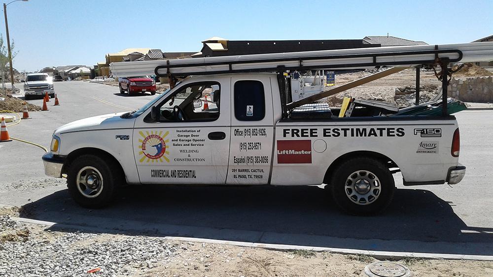 Garage Door Installation Amp Repair El Paso Tx Pacheco